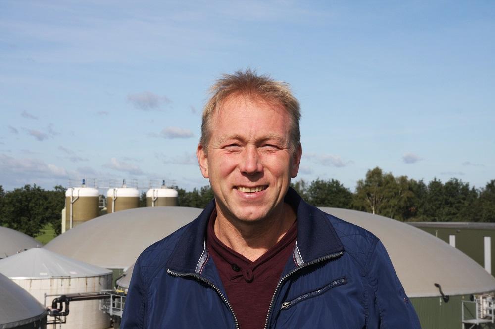 Vergisting en duurzaam gas
